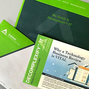 Ashton Technology Solutions Newsletter