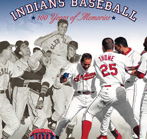 Cleveland Indians 100 Year Dust Cover