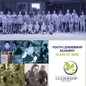 Leadership Lake County – Custom box